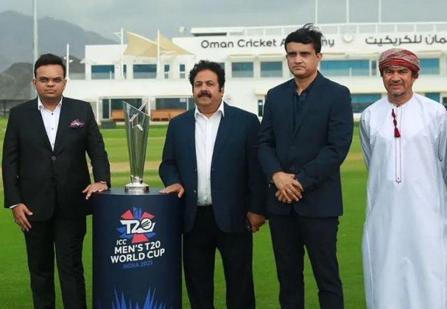 T20 World Cup 2021: আগামী বিশ্বকাপের জন্য টিম ইন্ডিয়ার জার্সি উন্মোচন করলো বিসিসিআই ! 2