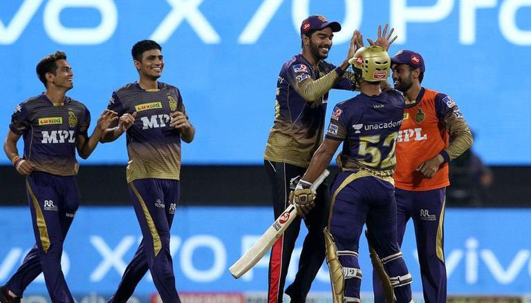 IPL 2021 Qualifier 2; KKR vs DC: রোমাঞ্চকর ম্যাচে দিল্লিকে ৩ উইকেটে পরাজিত করে ফাইনালে কেকেআর, আইয়ার-গিল ম্যাচের হিরো 1