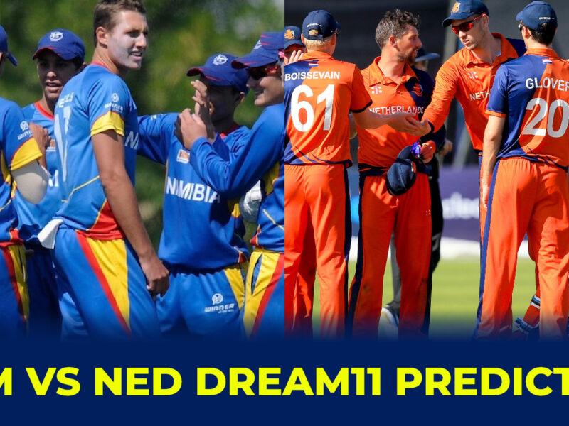 NAM vs NED Dream11 Prediction, Fantasy Cricket Tips, Dream11 Team, Playing 11, Pitch Report and Injury Update: নামিবিয়া বনাম নেদারল্যান্ডসের মধ্যে টি-২০ বিশ্বকাপের সপ্তম ম্যাচের Dream11 ও ফেন্টাসি ক্রিকেটের বিবরণ 6