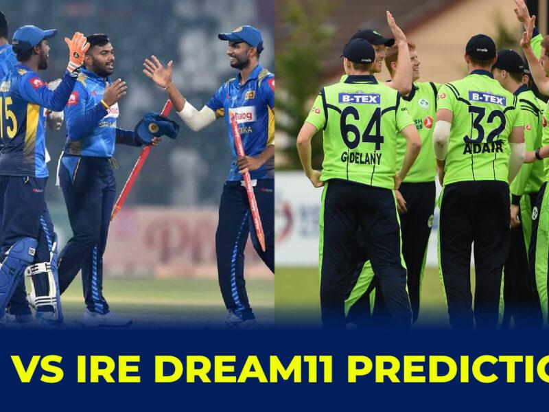 SL vs IRE Dream11 Prediction, Fantasy Cricket Tips, Dream11 Team, Playing 11, Pitch Report and Injury Update: শ্রীলঙ্কা ও আয়ারল্যান্ডের মধ্যে টি-২০ বিশ্বকাপের অষ্ঠম ম্যাচের Dream11 ও ফেন্টাসি ক্রিকেটের বিবরণ 5