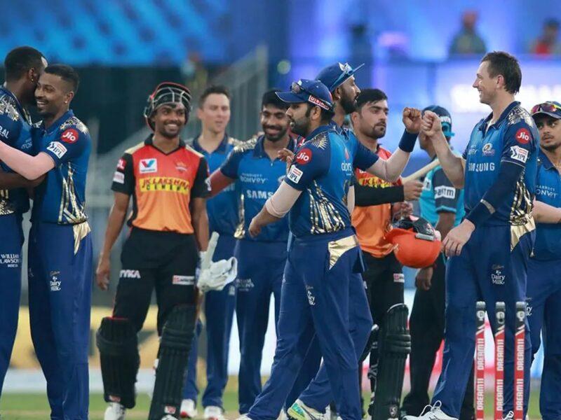 IPL 2021; MI vs SRH: টসে জিতে প্রথমে ব্যাটিং করার সিদ্ধান্ত নিলেন রোহিত শর্মা, মুম্বাই টিমে প্লে অফের শেষ সুযোগে এই দুর্দান্ত ক্রিকেটার সামিল 7