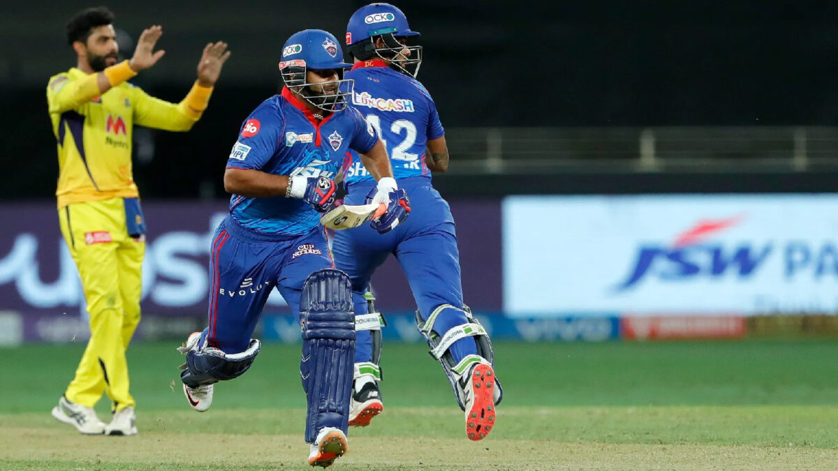 IPL 2021: বার্থডে গিফট পন্থের, চেন্নাইকে হারিয়ে টপার দিল্লি ক্যাপিটালস 1
