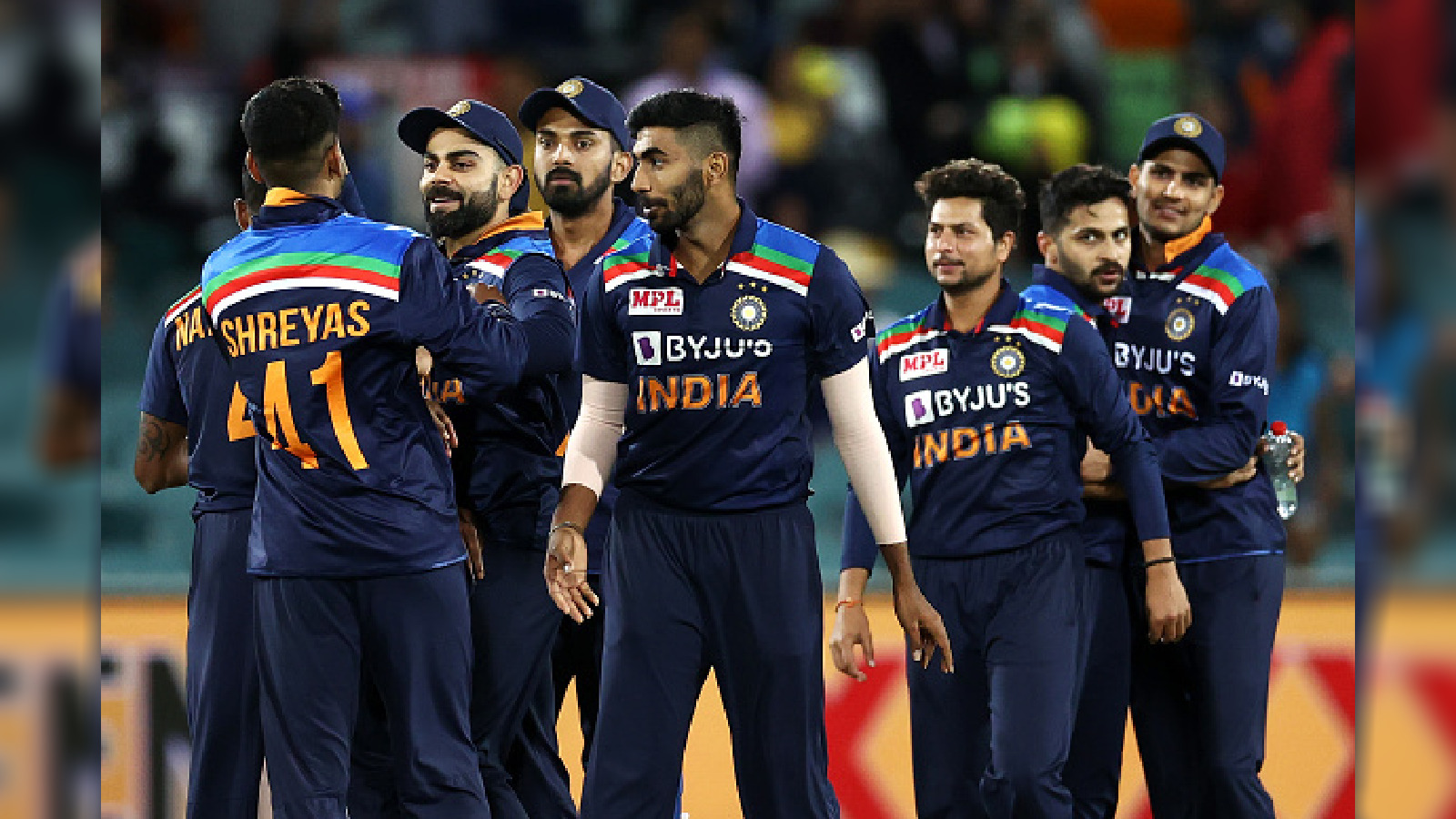 BCCI Unveils Team India's Jersey For The Upcoming World Cup