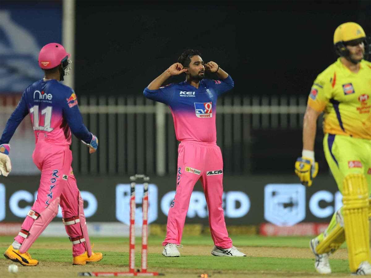 IPL 2021; CSK vs RR: চেন্নাইয়ের বিরুদ্ধে ফিরতে চলেছেন এই দুই তারকা, মরণবাঁচন ম্যাচে এই দুই অভিজ্ঞকে বসানোর ঝুঁকি নেবেন স্যামসন 1